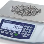 ICS241 Simple Weighing and Counting Scale