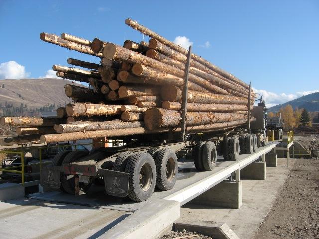 7563 Truck Scale