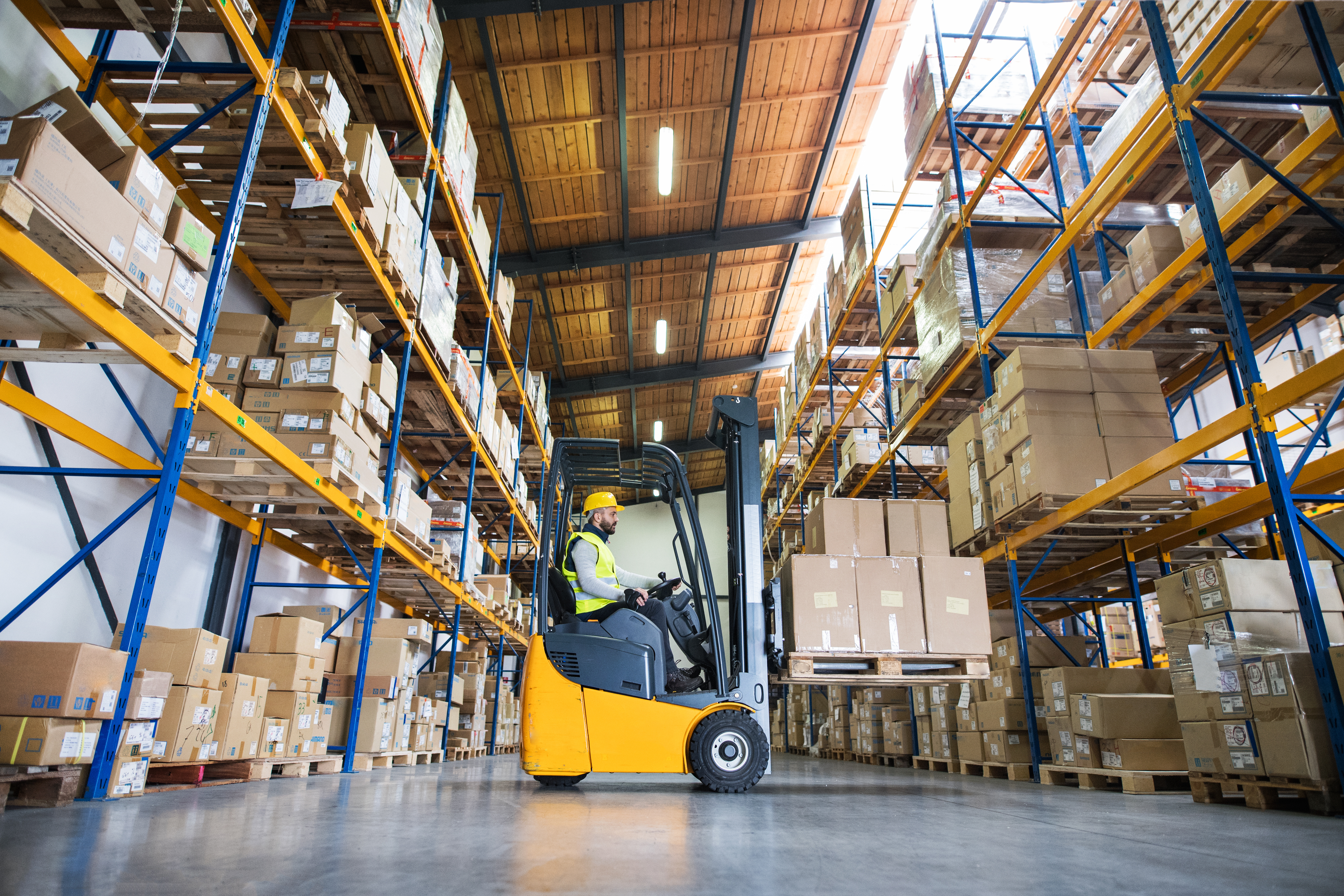 A Guide to Weighing in a Warehousing and Logistics Environment