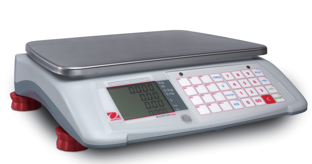 OHAUS Aviator 7000 Price Computing Scale