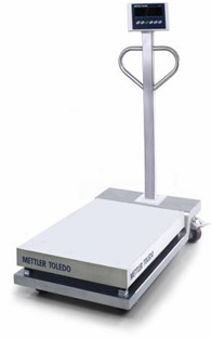 BBA231 Wheeled Bench Scale