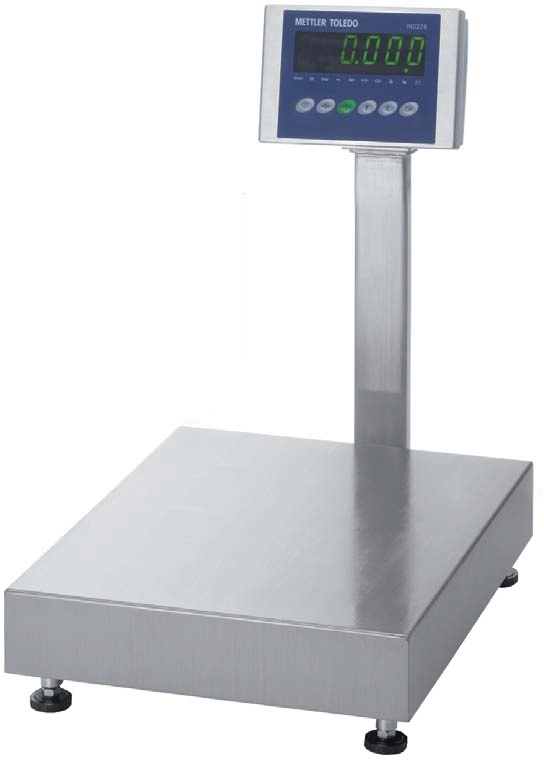 BBA236 stainless steel bench scale