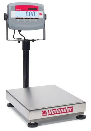 OHAUS Defender 3000 Bench Scale