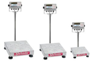 OHAUS Defender 7000 Stainless Steel Bench Scale