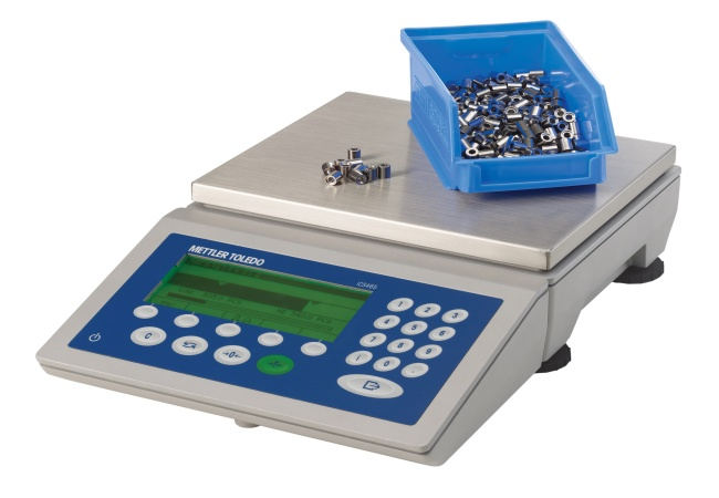 ICS465 Advanced Weigh Compact Scale - High Precision