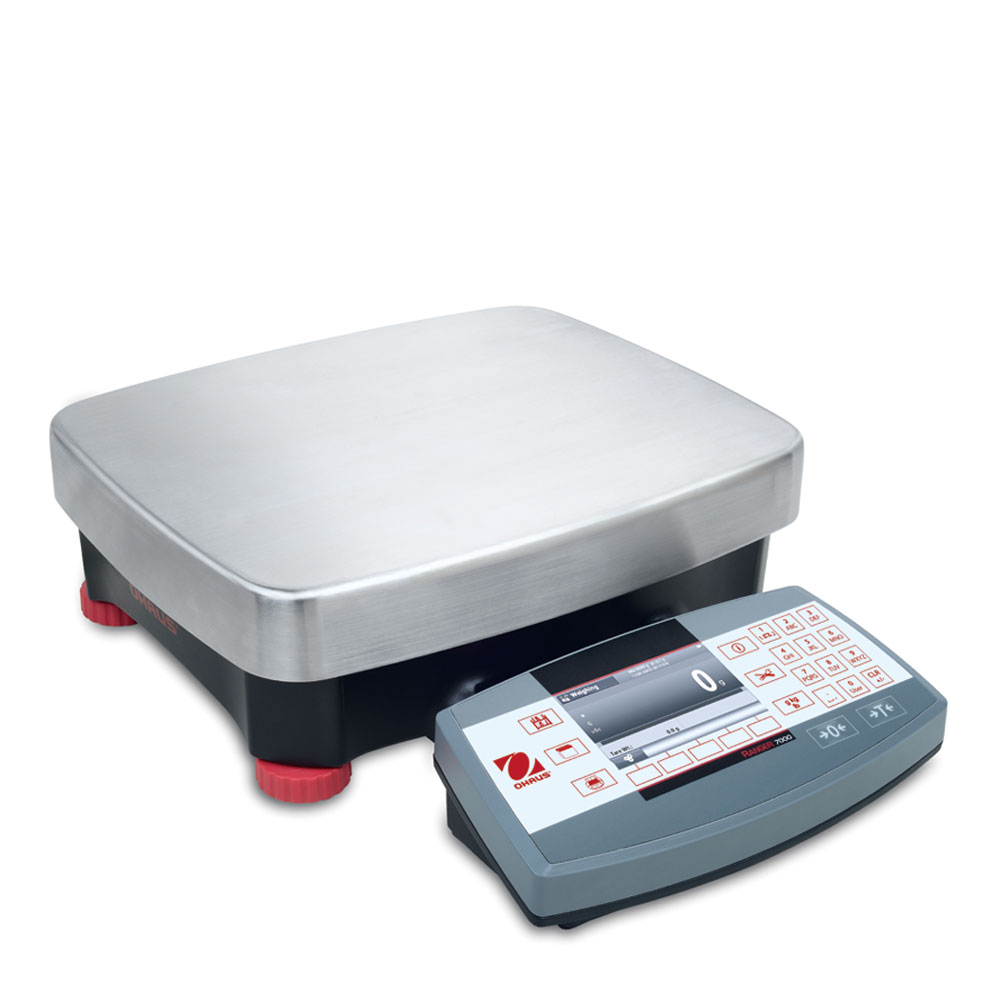 OHAUS Ranger 7000 Compact Bench Scale - High Resolution