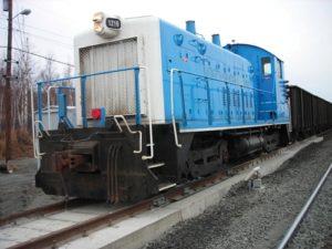 VRS241 Rail Scale
