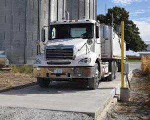 VTC190 Truck scale